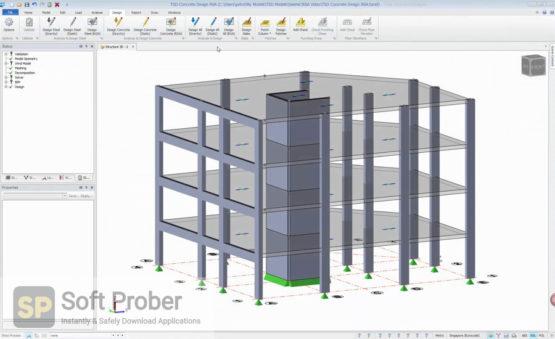 Trimble Tekla Structures Design Suite 2021 Offline Installer Download-Softprober.com
