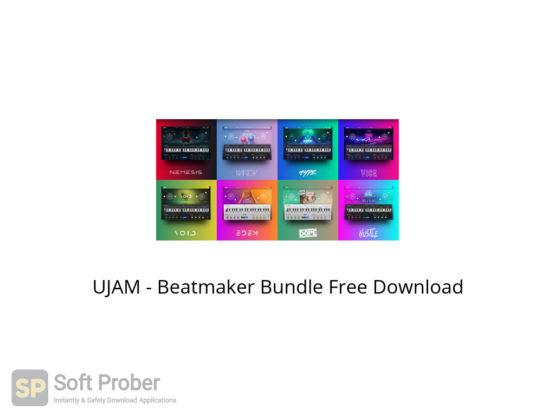 UJAM Beatmaker Bundle Free Download-Softprober.com