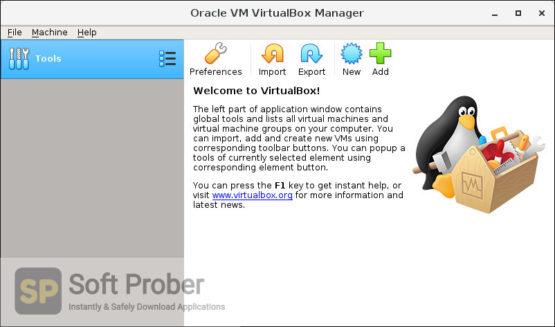 VirtualBox 2021 Direct Link Download-Softprober.com