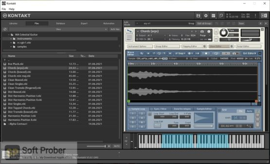 Waverunner Audio Celestial Guitar Offline Installer Download-Softprober.com