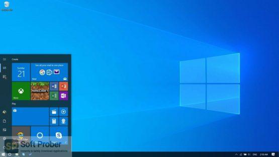 Windows 10 X64 21H1 Pro July 2021 Offline Installer Download-Softprober.com