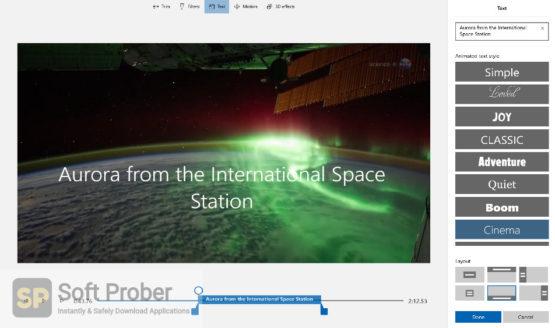 Windows Video Editor 2021 Offline Installer Download-Softprober.com