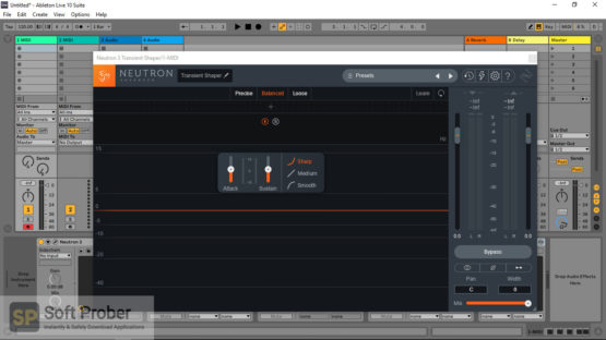 iZotope Neutron 3 Advanced 2021 Offline Installer Download-Softprober.com