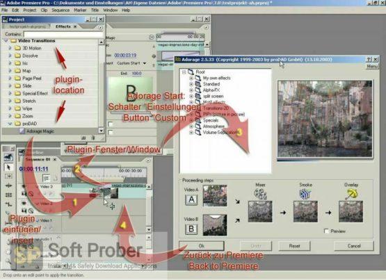 proDAD Adorage + Effect Library 2021 Offline Installer Download-Softprober.com