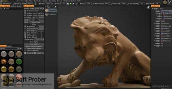 3DCoat 2021 Offline Installer Download Softprober.com