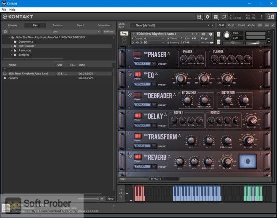 8dio The New Rhythmic Aura Volume 1 Latest Version Download Softprober.com
