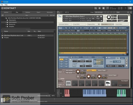 8dio The New Rhythmic Aura Volume 1 Offline Installer Download Softprober.com
