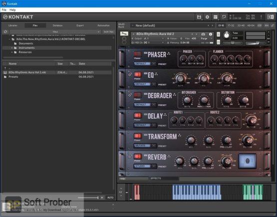 8dio The New Rhythmic Aura Volume 2 Latest Version Download Softprober.com