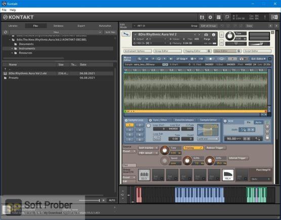 8dio The New Rhythmic Aura Volume 2 Offline Installer Download Softprober.com