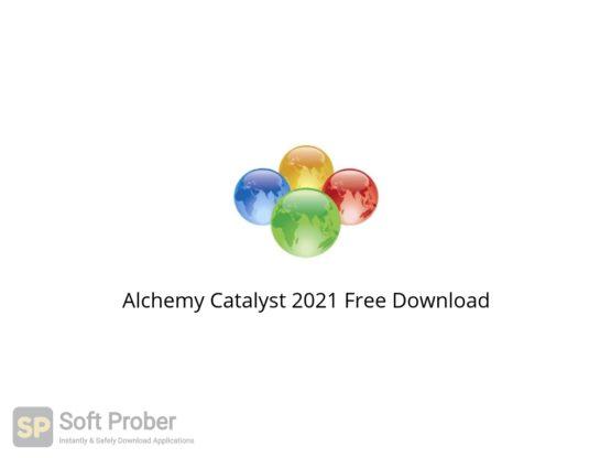 Alchemy Catalyst 2021 Free Download-Softprober.com