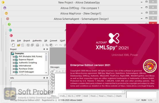 Altova MissionKit Authentic Enterprise 2021 Latest Version Download-Softprober.com