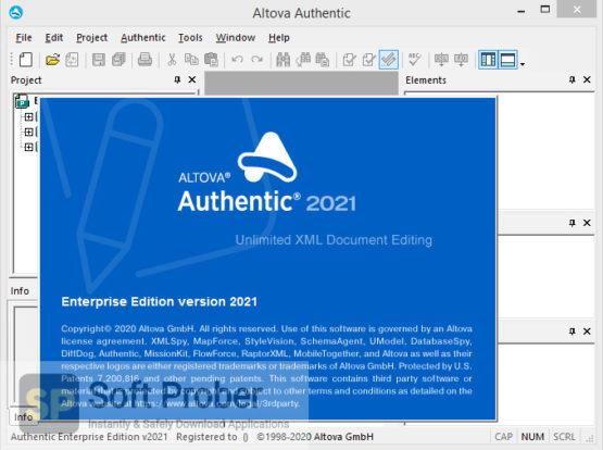 Altova MissionKit Authentic Enterprise 2021 Offline Installer Download-Softprober.com