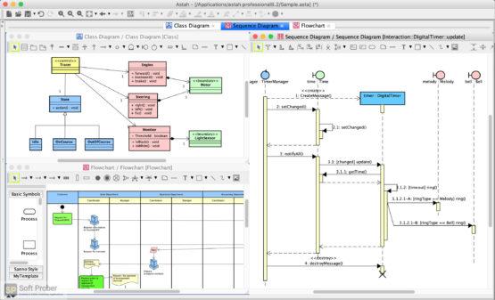 Astah Professional 2021 Direct Link Download Softprober.com