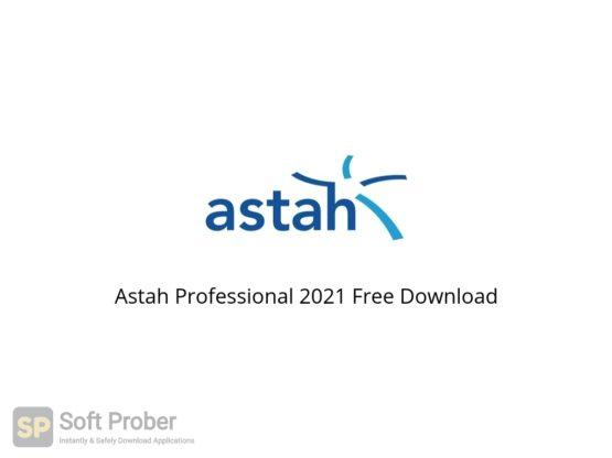 Astah Professional 2021 Free Download Softprober.com