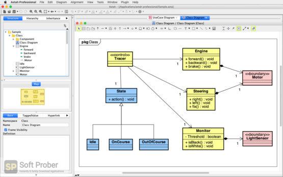 Astah Professional 2021 Offline Installer Download Softprober.com