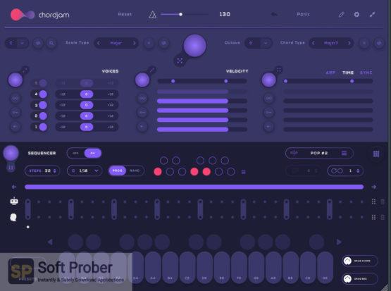 Audiomodern Chordjam Offline Installer Download-Softprober.com