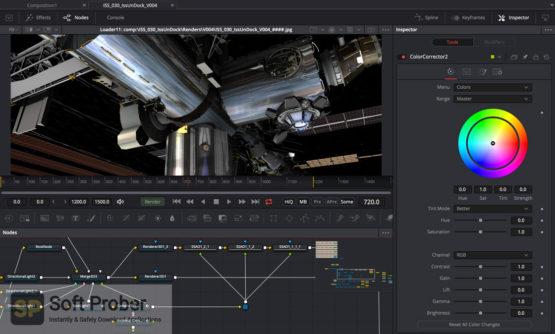Blackmagic Fusion Studio 17 2021 Direct Link Download Softprober.com