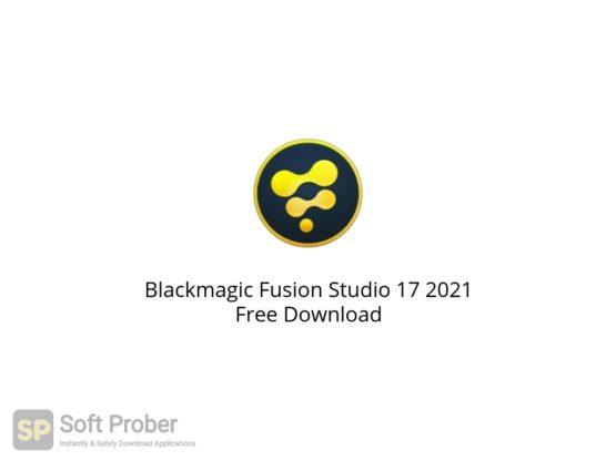 Blackmagic Fusion Studio 17 2021 Free Download Softprober.com