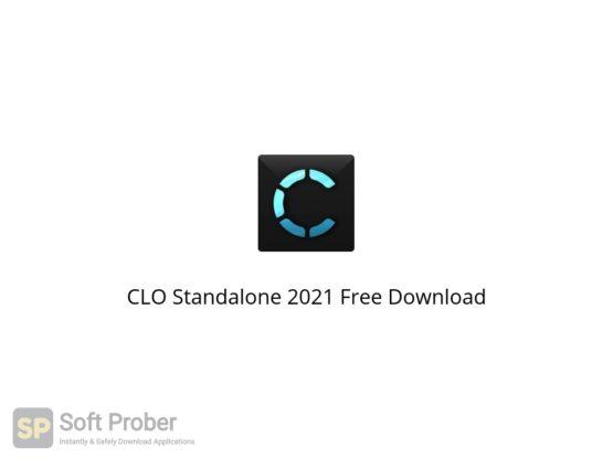 CLO Standalone 2021 Free Download-Softprober.com