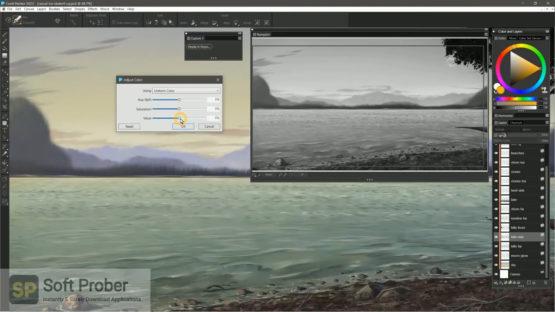 Corel PaintShop Pro 2022 Ultimate Direct Link Download-Softprober.com