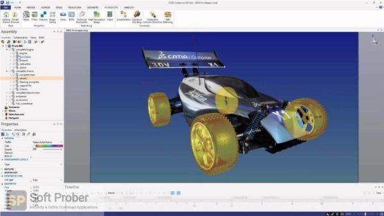 DS CATIA Composer R2022 Latest Version Download Softprober.com