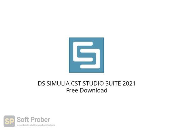 DS SIMULIA CST STUDIO SUITE 2021 Free Download-Softprober.com