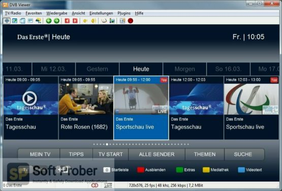 DVBViewer Pro 2021 Direct Link Download-Softprober.com