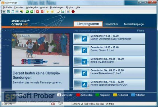 DVBViewer Pro 2021 Latest Version Download-Softprober.com