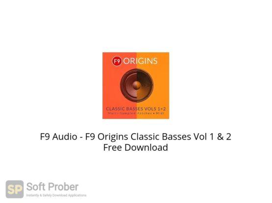 F9 Audio F9 Origins Classic Basses Vol 1 & 2 Free Download Softprober.com