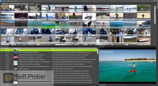 Fast Video Cataloger 2021 Latest Version Download-Softprober.com