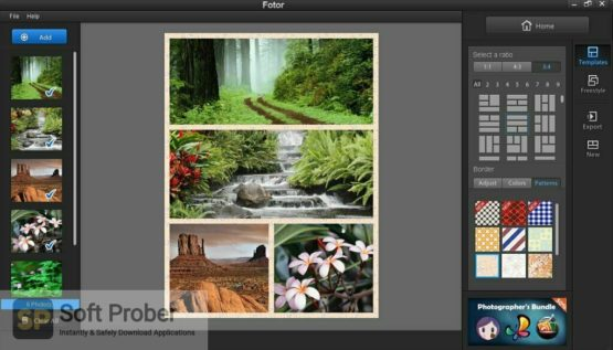 Fotor for PC 2021 Offline Installer Download-Softprober.com