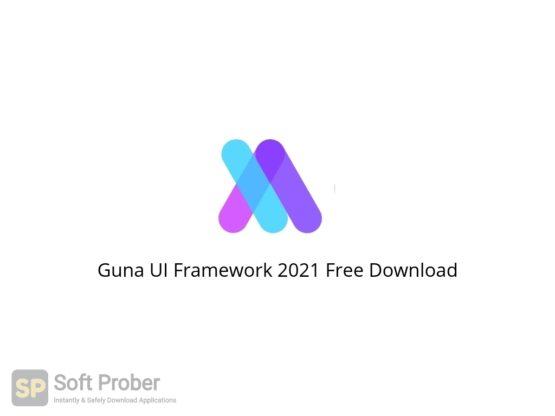 Guna UI Framework 2021 Free Download Softprober.com