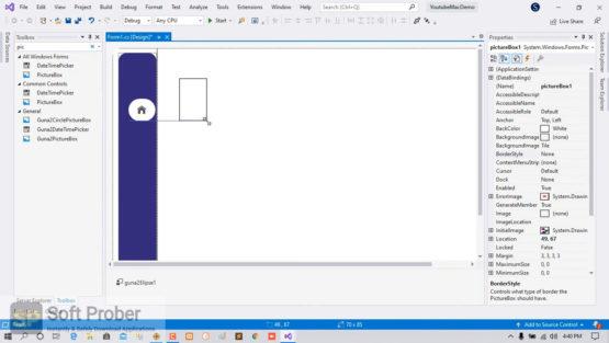 Guna UI Framework 2021 Latest Version Download Softprober.com