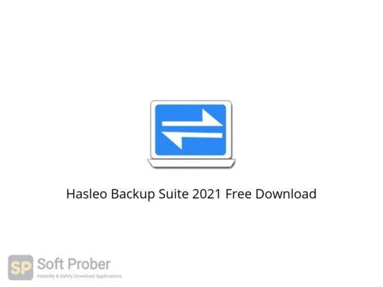 Hasleo Backup Suite 2021 Free Download-Softprober.com