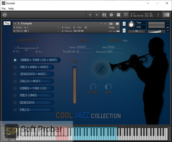 Insanity Samples The Cool Jazz Collection Direct Link Download Softprober.com