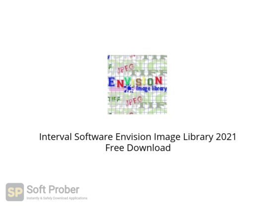Interval Software Envision Image Library 2021 Free Download Softprober.com