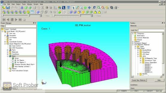 JMAG Designer 2021 Direct Link Download-Softprober.com