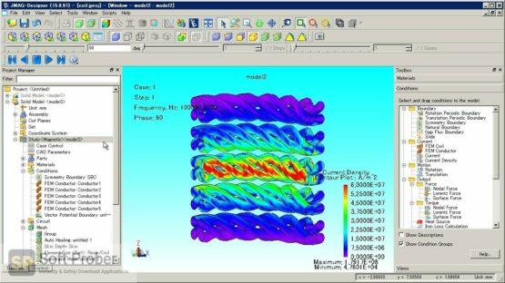 JMAG Designer 2021 Latest Version Download-Softprober.com