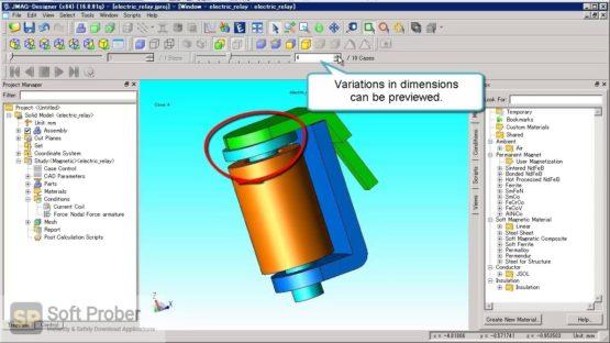 JMAG Designer 2021 Offline Installer Download-Softprober.com