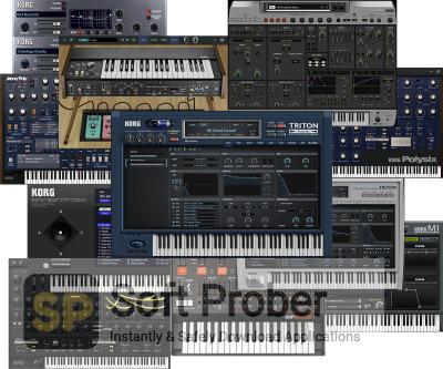 KORG Legacy Collection 3 Direct Link Download-Softprober.com