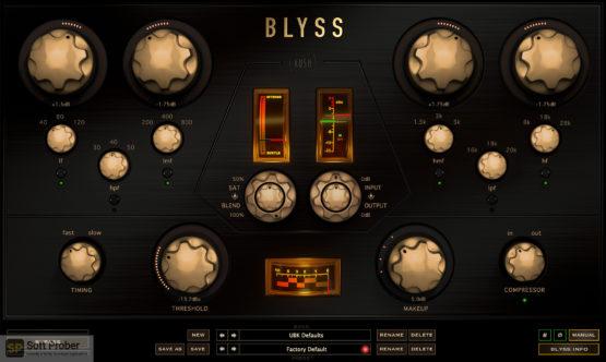 Kush Audio Blyss Latest Version Download-Softprober.com