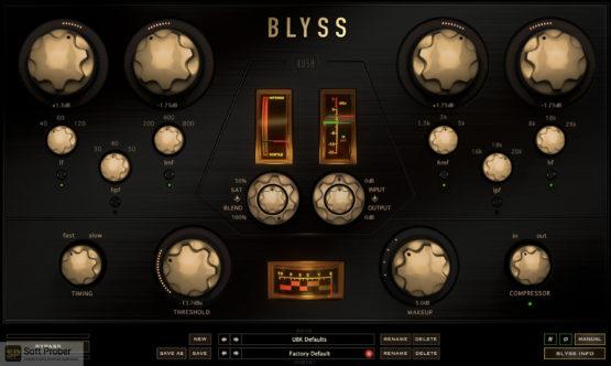 Kush Audio Blyss Offline Installer Download-Softprober.com