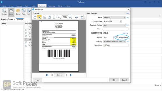 Lucion FileCenter Suite 2021 Offline Installer Download-Softprober.com
