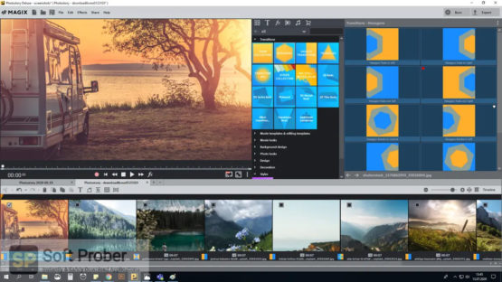 MAGIX Photostory 2022 Deluxe Direct Link Download Softprober.com