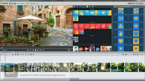 MAGIX Photostory 2022 Deluxe Latest Version Download Softprober.com