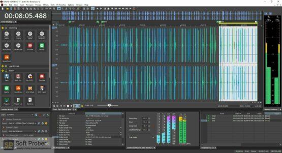 MAGIX SOUND FORGE Pro Suite 2021 Latest Version Download-Softprober.com