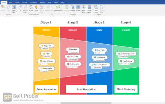 Mindjet MindManager 2021 Latest Version Download Softprober.com