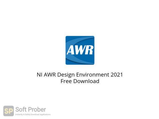 NI AWR Design Environment 2021 Free Download-Softprober.com