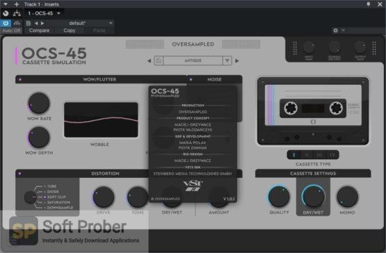 Oversampled OCS 45 Cassette Simulation Offline Installer Download-Softprober.com