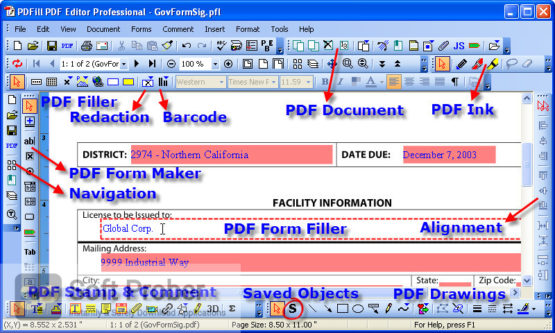 PDFill PDF Editor Enterprise 2021 Latest Version Download Softprober.com